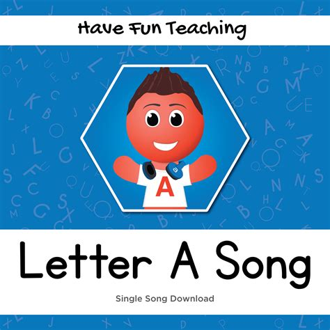 up letter song letter a song teaching