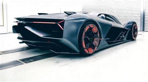 lamborghini devoile la premiere voiture du monde  avoir