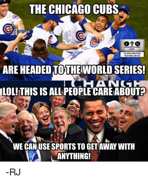 Chicago Memes Facebook - the chicago cubs ubs cvristian trutvers fb com christian