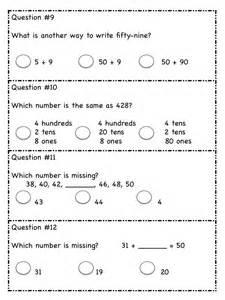grade 2 math test prep get ready for standardized testing