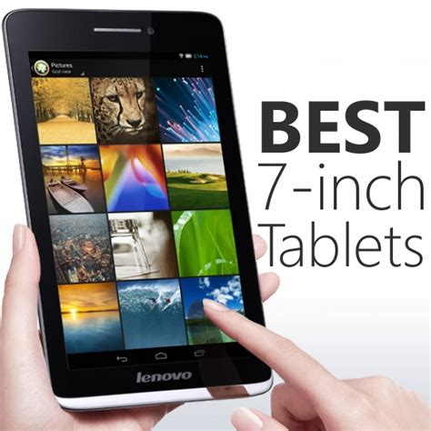 best small tablets top 10 best 7 inch small tablets colour my learning