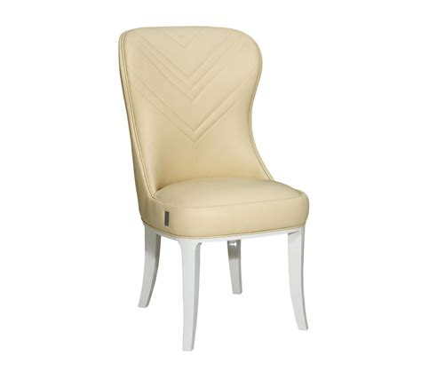 cream leather dining room chairs dreamfurniture com deco style cream gloss leather dining