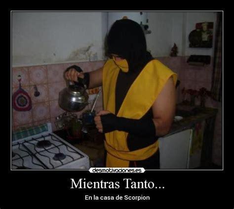 imagenes de meme kombat revivio scorpion y los dem 225 s ninjas de la vieja taringa