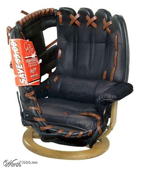 Baseball Chair by 1000 Ideas About Baseball On Cheer Baseball