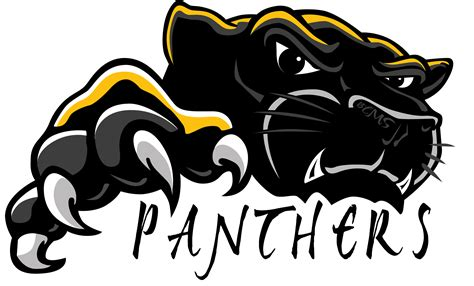 panther clip free panther clipart pictures clipartix animals