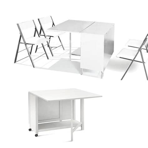 table avec chaises table console avec chaise integree