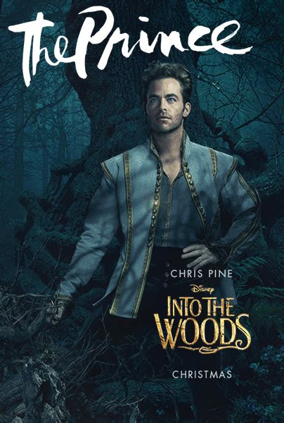 film into the woods adalah here are 10 character posters from into the woods huffpost