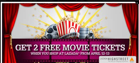 Movie Ticket Giveaway - dashaman com movie ticket giveaway from lazada