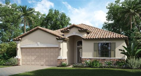 Lennar Homes Florida by Gran Paradiso Executive Homes New Home Community Venice