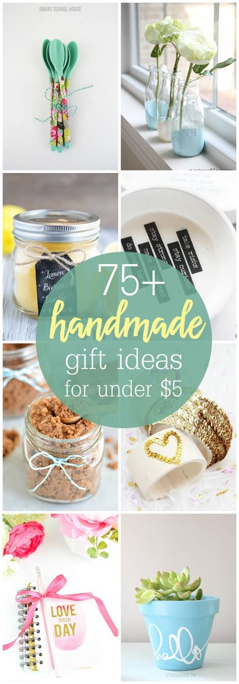 gifts ideas diy gifts under 5