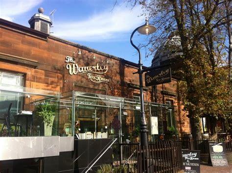 waverley tea room the waverley tea room glasgow restaurant reviews phone number photos tripadvisor