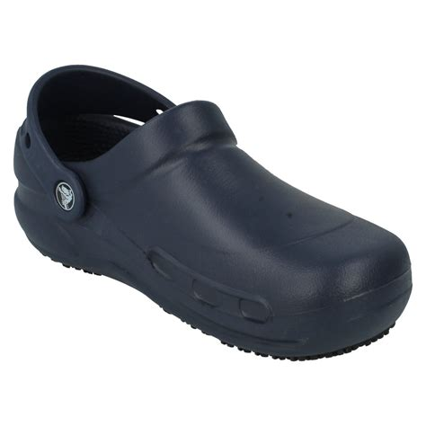 slip resistant clogs for adults crocs bistro slip resistant work clogs label k ebay
