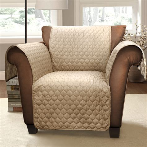 Armchair Cover Protectors by Forever New Joyce Furniture Protector Taupe Armchair