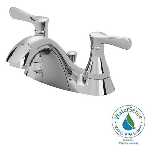 american standard faucet american standard chatfield 4 in american standard chatfield 4 in centerset 2 handle