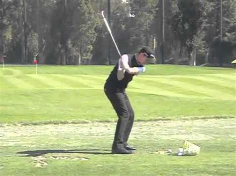 walker swing jimmy walker golf swing dtl 2013 la open youtube