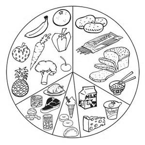 list healthy food coloring page kids coloring pages pinterest food and worksheets
