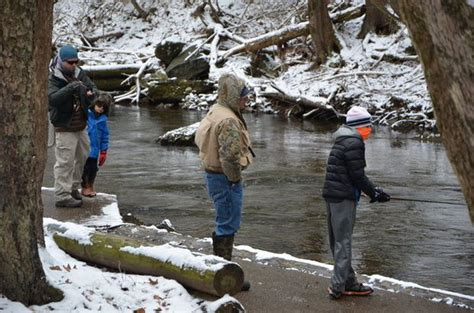 pa fish and boat trout regulations when is the first day of the trout fishing season when