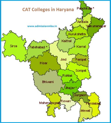 List Of Mba Colleges In India Without Cat by Mba Colleges Accepting Cat Score In Haryana India