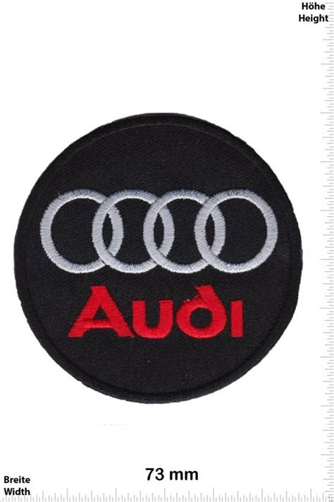 Audi Aufkleber Rund by Audi Patch Aufn 228 Her Aufn 228 Her Shop Patch Shop
