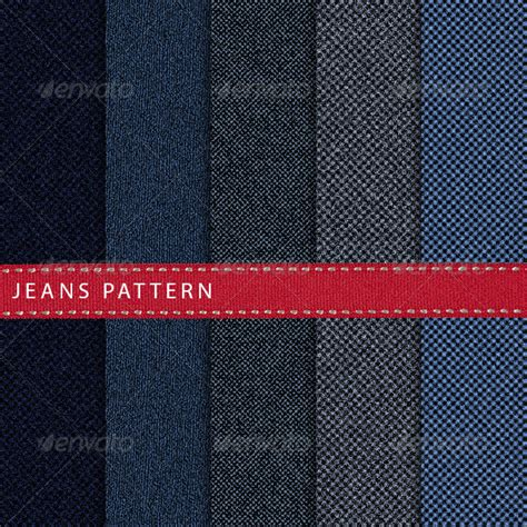 jeans pattern for photoshop add ons jeans pattern graphicriver