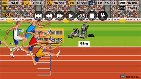 ragdoll runners ragdoll runners r 233 volutionne le jeu d athl 233 tisme
