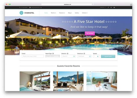17 best images about free hotel html templates on 14 quot so 225 i ca quot html5 trong lĩnh vực web kh 225 ch sạn 2016