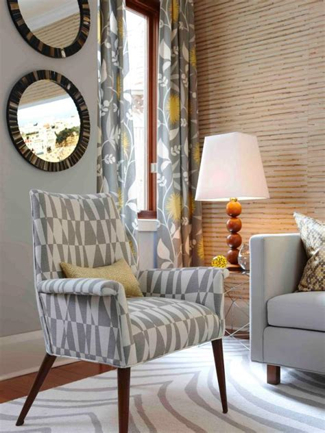 mid century modern living room chairs photo page hgtv