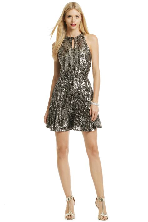 Shopping Silver Erin Dress By Antik Batik by Status Dress By Erin Erin Fetherston For 35 Rent