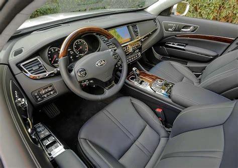 K900 Kia Interior 2015 Kia K900 Test Drive Our Auto Expert