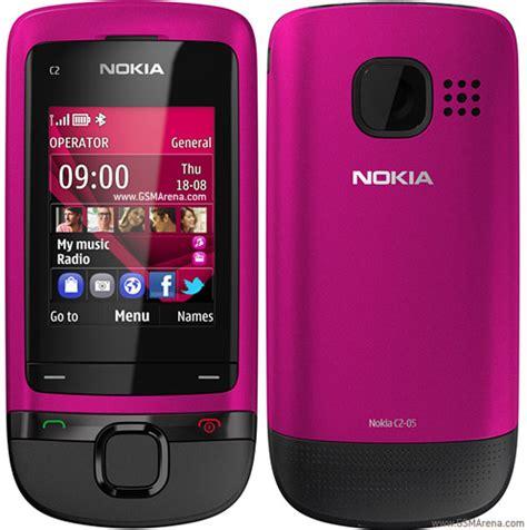 Hp Nokia Qwerty Murah 500 Ribuan Nokia C2 05 Pictures Official Photos