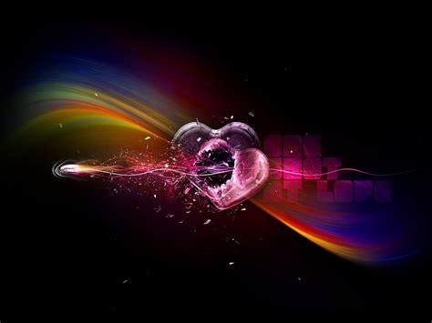 imagenes en 3d hermosas fondos amor 3d imagui