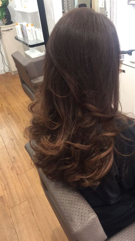Big Curls With Hair Dryer best 25 curly blowdry ideas on blowout curls