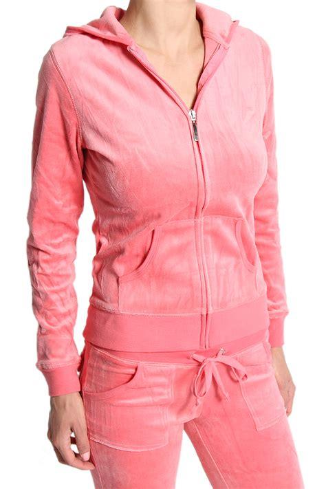 Pl Tk Parka Coksu Hoody Zipper themogan velour tracksuit sporty casual zip hoodie jacket and sweat set ebay