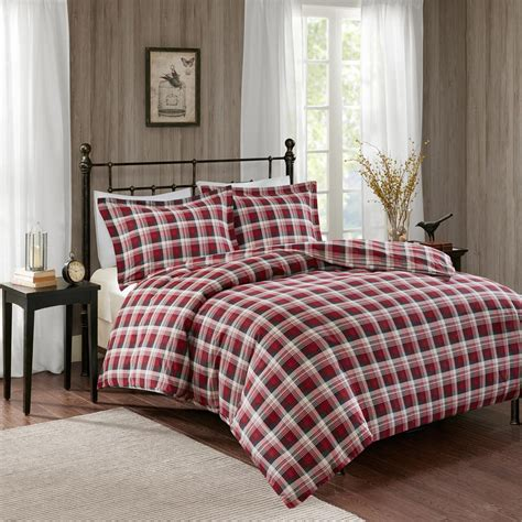 flannel plaid comforter the best 28 images of flannel plaid comforter woolrich