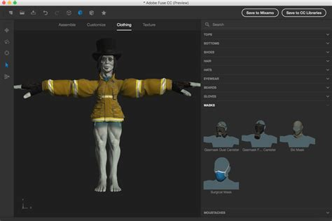 easy 3d modeling software adobe fuse makes 3d modeling complex characters simple 3d printing industry