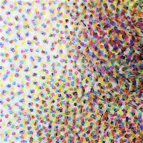 dot pattern printing inkjet dot pattern jeff thompson