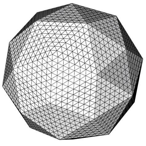 Kugel Aus Dreiecken 5637 by Geodesic Dome