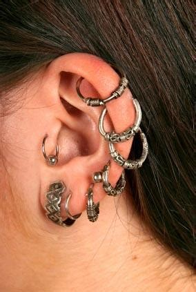 cartilage earrings lovetoknow