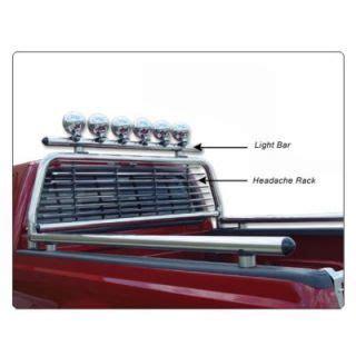 Stainless Steel Headache Racks For by Back Rack Headache Racks On Popscreen
