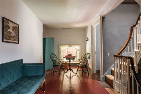 Alcove Sofa Family Life At Monticello By Diane Ehrenpreis Articles