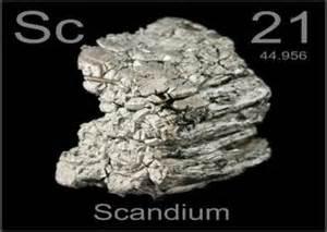 Scandium Number Of Protons Adopt A Element Scandium