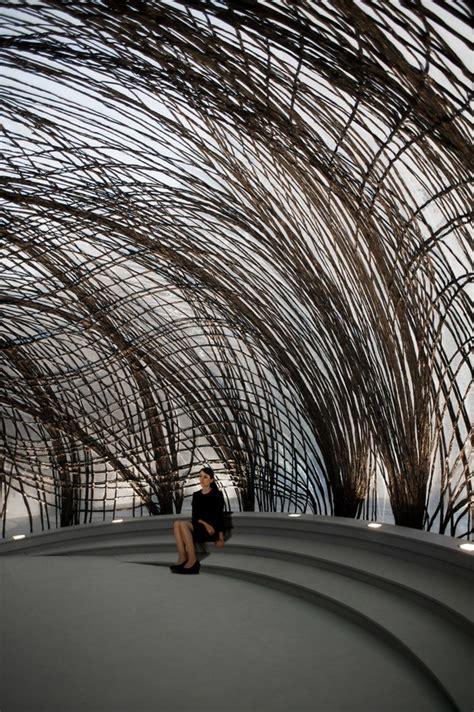 pavillon stuttgart of stuttgart research pavilion 2015 icd itke