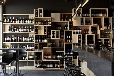 Wine Bar Design Divino Wine Bar By Suto Interior Architects Budapest