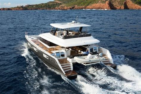 croisiere catamaran dubai ces superbes bateaux sont expos 233 s au yachting festival de