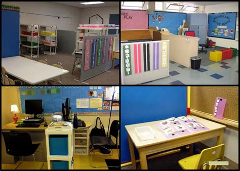 classroom layout autism classroom structure visually divided and defined the