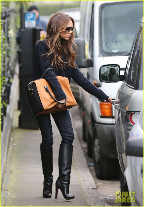 celebrity style shop style celebrityvictoria beckham out in england