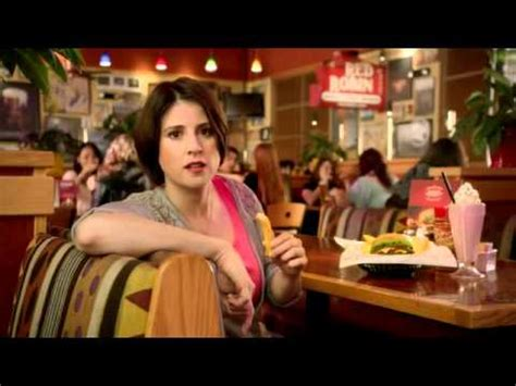 commercial actress red robin melanie paxson red robin tavern double burger tv spot