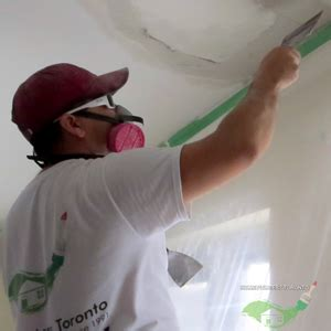 how to repair peeling paint in bathroom how to fix peeling paint on your bathroom ceiling or wall