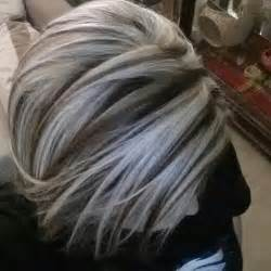 hilites for grey or white hair 10 best ideas about gray hair on pinterest gray hair