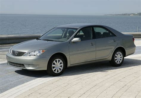 Toyota Camry Length 2004 Toyota Camry Le Specs